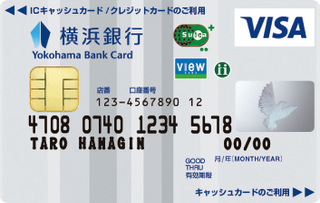 Jp bank カード
