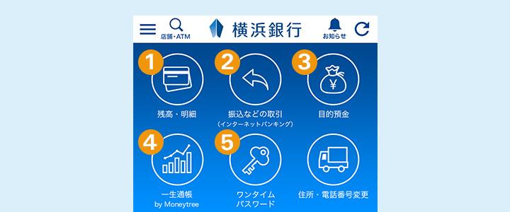 横浜 銀行 残高 インターネットバンキング ログイン|横浜銀行